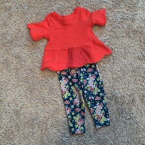 Oshkosh B'Gosh girls outfit